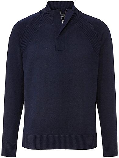 Peter Hahn - Stehbund-Pullover aus 100% Schurwolle von FILIVIVI