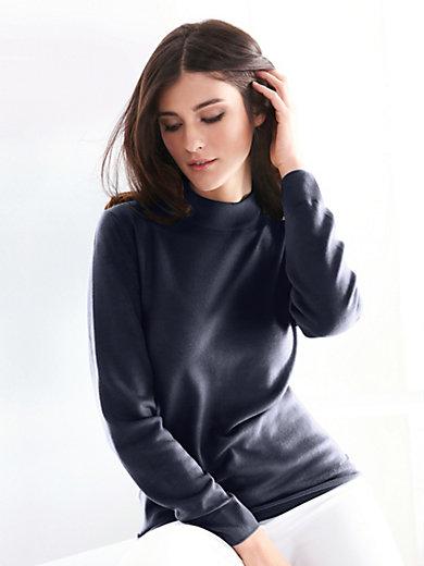 Peter Hahn - Stehbund-Pullover Modell GUDRUN Pure Tasmania Wool
