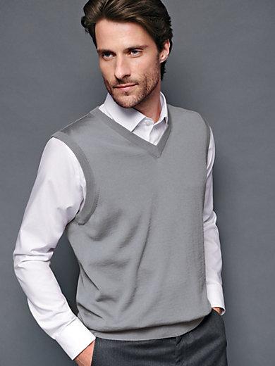 Peter Hahn - Strikvest 100% ren ny uld