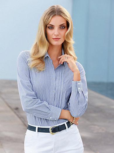 Peter Hahn - Striped blouse