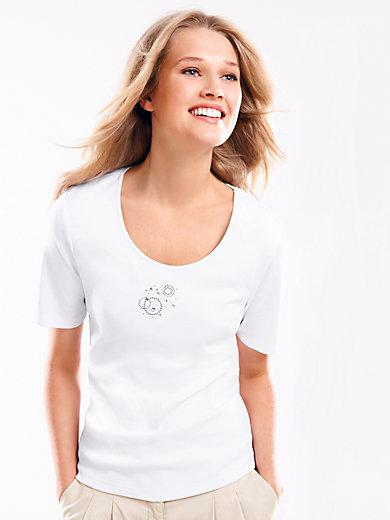 Peter Hahn - T-shirt m/rund hals