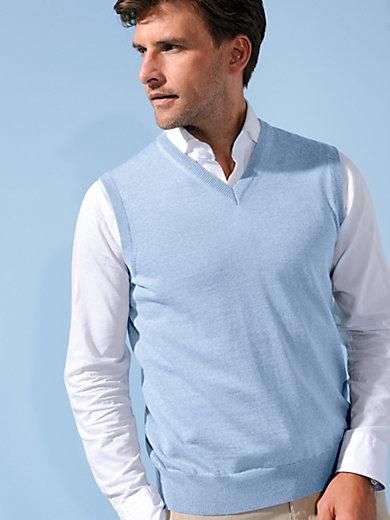 Peter Hahn - Tank top in 100% new milled wool - Design ROLF