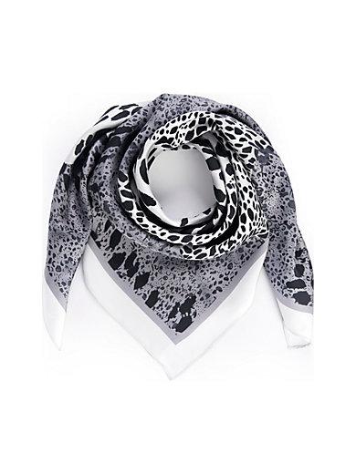 Peter Hahn - Tørklæde af ren silke