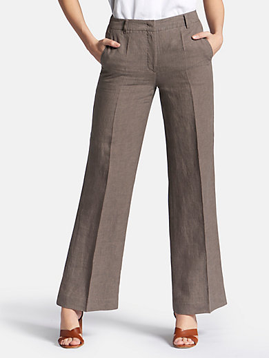 Peter Hahn - Trousers Cornelia fit