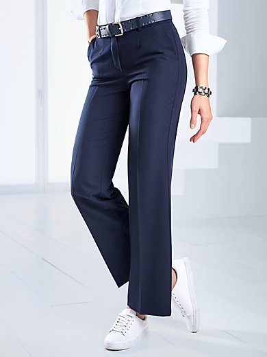 Peter Hahn - Trousers - MARLENE style