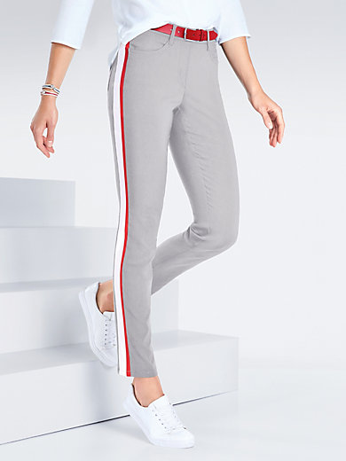 Trousers - SYLVIA fit Peter Hahn grey Peter Hahn Outlet Looking For Discount Shop Get Authentic Cheap Online Low Price Unisex cH7wiZmu2t
