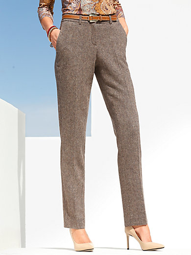 Peter Hahn - Tweed trousers