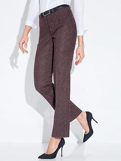 Peter Hahn - Tweed trousers - CORNELIA fitting