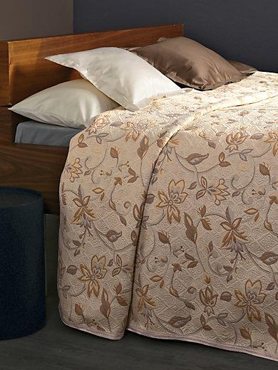 peter hahn berwurf f r couch und bett ca 160x190 cm ecru beige. Black Bedroom Furniture Sets. Home Design Ideas