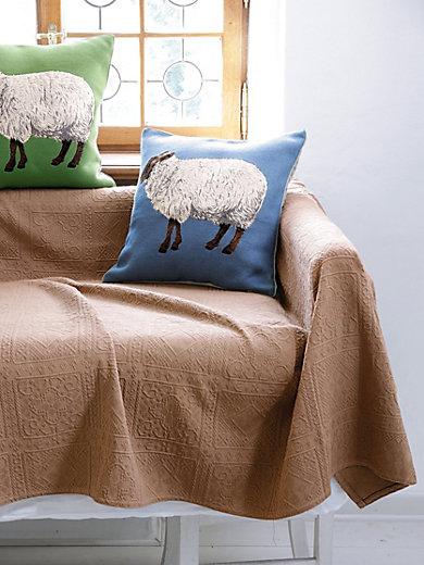 Peter Hahn - Überwurf für Sessel oder Einzelbett 160x190cm