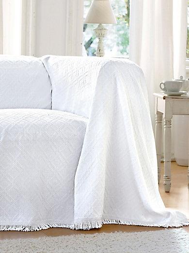 Peter Hahn - Überwurf für Sofa und Bett, 160x250cm