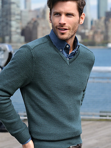 Peter Hahn - V-bluse