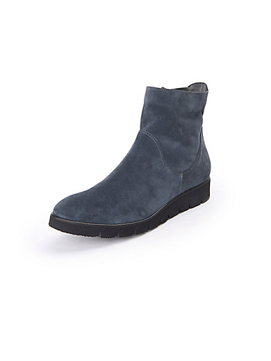 Peter Kaiser VENIA - Bottines compensées denim bleu 0wkJI