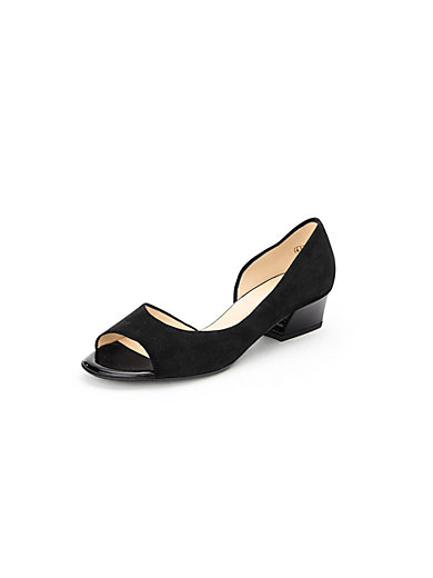 Peep-toe shoes Pura Peter Kaiser black Peter Kaiser aQC6il