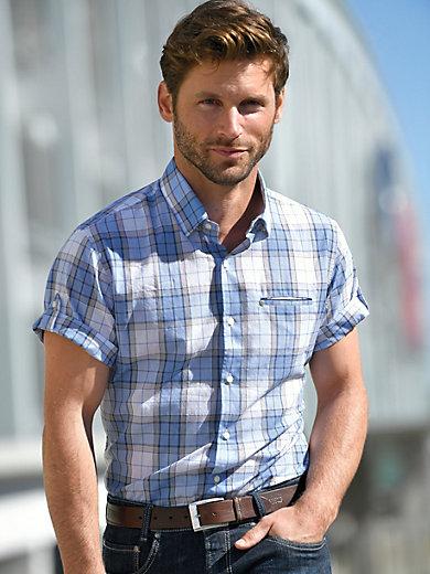 Pierre Cardin - La chemise 100% coton manches courtes