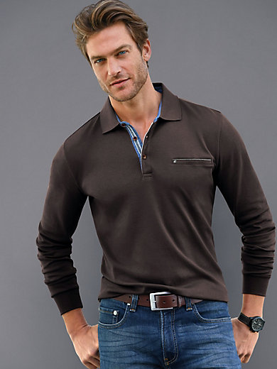 Pierre Cardin - Polo-Shirt mit 1/1-Arm