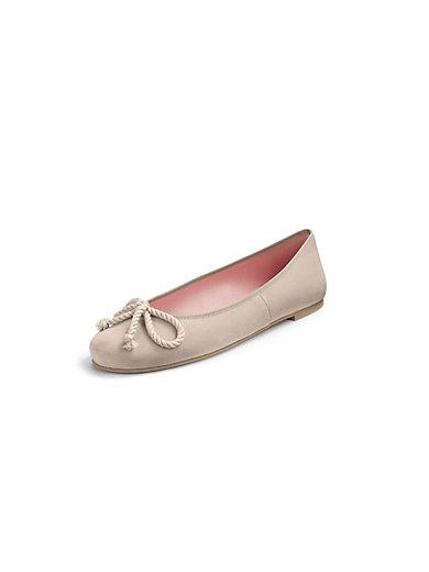 Pretty Ballerinas - Ballerina aus 100% Leder