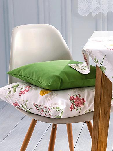 proflax kissenbezug ca 40x40cm gr n. Black Bedroom Furniture Sets. Home Design Ideas