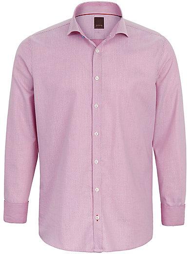 Pure - Hemd aus 100% Baumwolle
