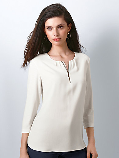 Rabe - Blouse with 3/4-length sleeves
