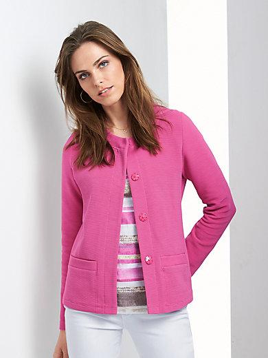 Rabe - Jersey cardigan