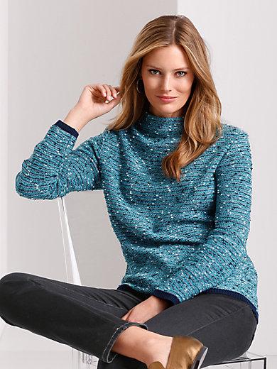 Rabe - Stehbund-Pullover