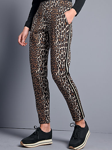 Raffaello Rossi - Ankle-length jogger style trousers design Candy O