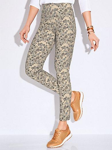 Raffaello Rossi - Le pantalon 7/8 modèle Penny coupe Slim Fit