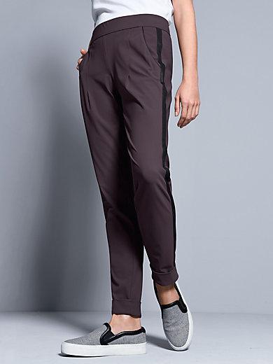 100% Qualitätsgarantie am besten auswählen outlet Pull-on trousers design Candice Stripe