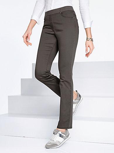Slip-on trousers Raphaela by Brax blue Brax S4QShuebo5