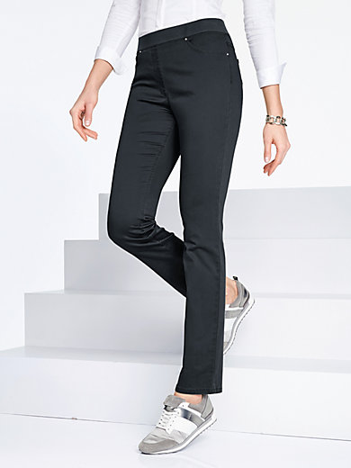 "Raphaela by Brax - ""Comfort Plus"" slip-on trousers - design CARINA"