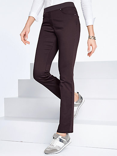 Raphaela by Brax - Comfort Plus slip-on trousers design Carina