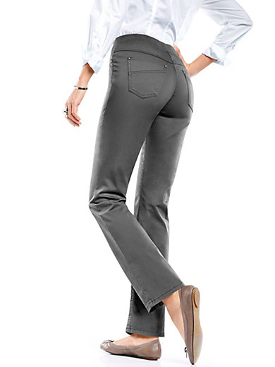 "Raphaela by Brax - ""Comfort Plus"" slip-on trousers - design CARINA"