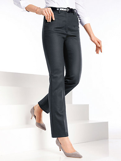 "Raphaela by Brax - Flanell-Hose Modell NANCY ""Pro Form Slim"""