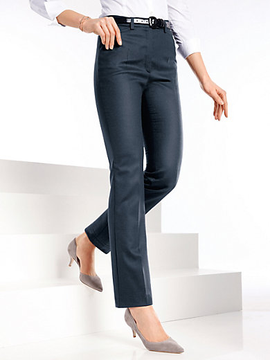 "Raphaela by Brax - Flanell-Hose Modell NANCY ""Pro Form Slim"""