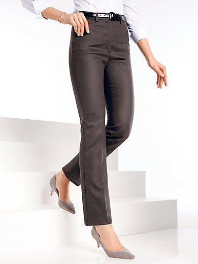 "Raphaela by Brax - Flannel trousers NANCY ""Pro Form Slim"""