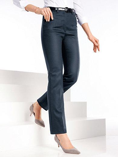 """Raphaela by Brax - Flannel trousers NANCY """"Pro Form Slim"""""""