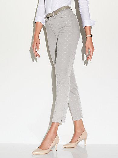 raphaelabrax - le pantalon 7/8 proforms superslim, modèle