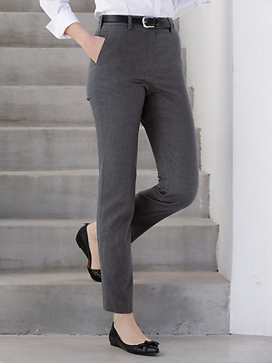 "Raphaela by Brax - Le pantalon en flanelle NANCY ""Pro Form Slim"""