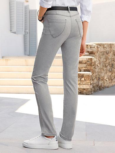Proform Jeans Super Slim - Conception Laura Raphaela Par Brax Brax Bleu 4GFkpJrCL3