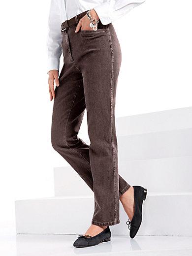 Raphaela by Brax - 'ProForm-Slim' jeans, model Sonja
