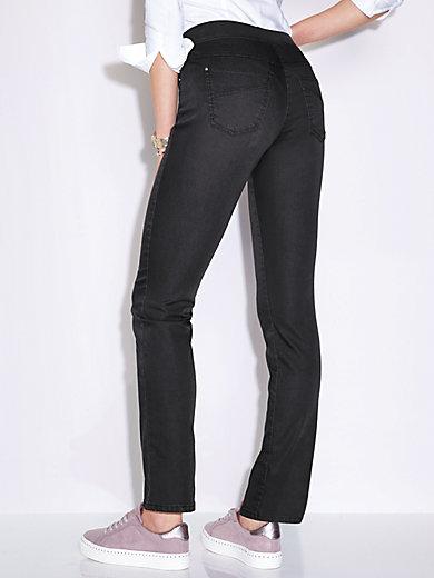 Gratisversand attraktive Farbe marktfähig ProForm slim pull-on jeans design Pamina