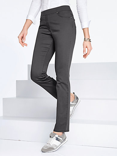Raphaela by Brax - ProForm Slim slip-on trousers design Pamina