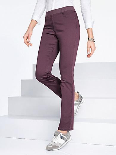 "Raphaela by Brax - ""ProForm Slim"" slip-on trousers - design PAMINA"