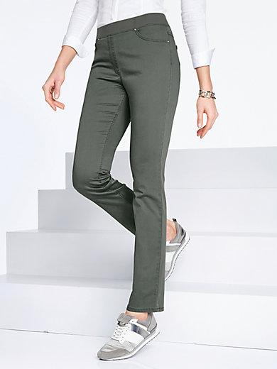 Raphaela by Brax - ProForm Slim slip-on trousers design Pamina