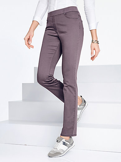 "Raphaela by Brax - ""ProForm Slim"" slip-on trousers - design PAMINA"
