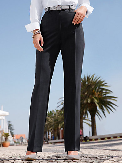 ProForm Slim trousers - Design Rena Raphaela by Brax black Brax mIkzJ