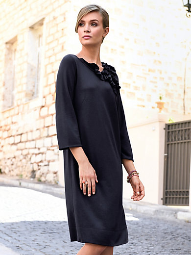 Riani - Jersey dress with 3/4-length sleeves
