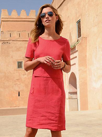 Riani - La robe en pur lin, ligne droite