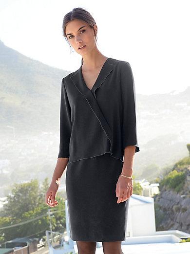Riani - La robe manches 3/4 et décolleté en V